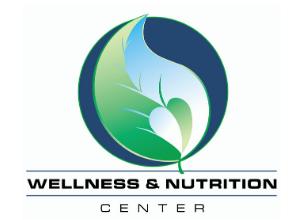 Wellness and Nutrition Center Logo