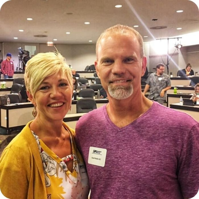 Dr. David & Dr. Jill Noble