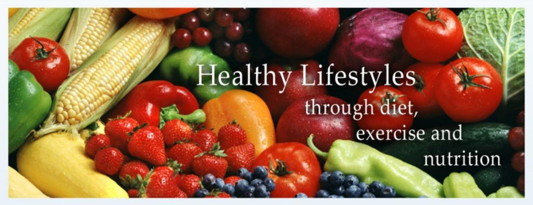 Healthy Lifestyles Banner