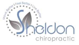 Sheldon Chiropractic and Wellness Logo