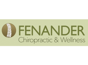 Fenander Chiropractic and Wellness Logo