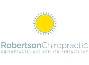 Robertson Chiropractic Logo