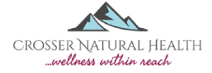 Crosser Natural Health Logo