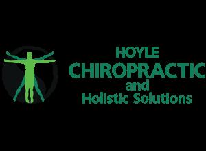 Hoyle Chiropractic Logo