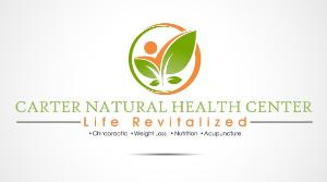 Carter Natural Health Logo