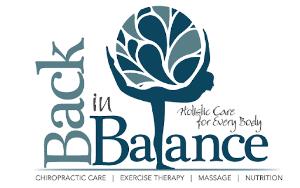Back in Balance Chiropractic Logo