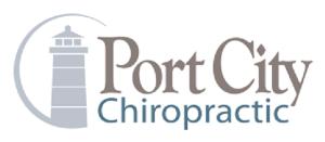 Port City Chiropractic Logo