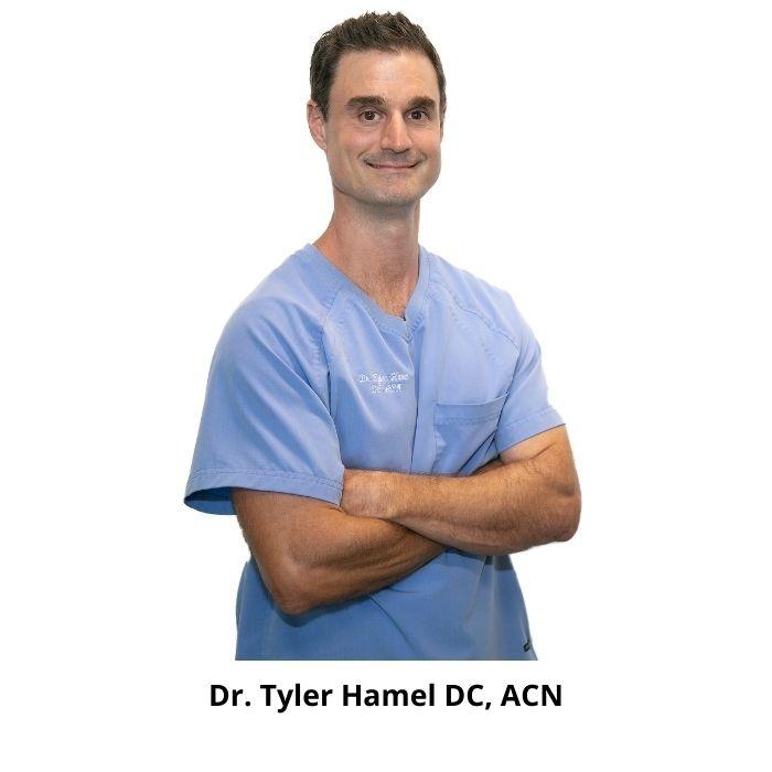 Kingwood TX, Tyler Hamel, DC, ACN providing natural alternatives to medicine for over 20 + years.