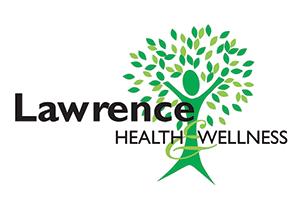 Lawrence Health and Wellness Logo