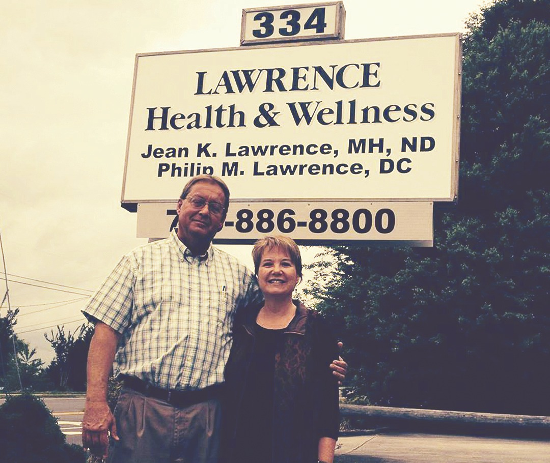 Photo of Jean and Philip Lawrence