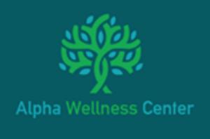 Alpha Wellness Center Logo