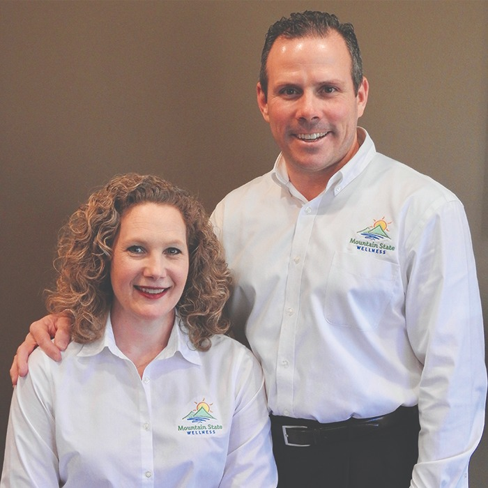 Drs. Lucas and Amy Watterson