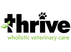 Thrive Wholistic Veterinary Care Logo