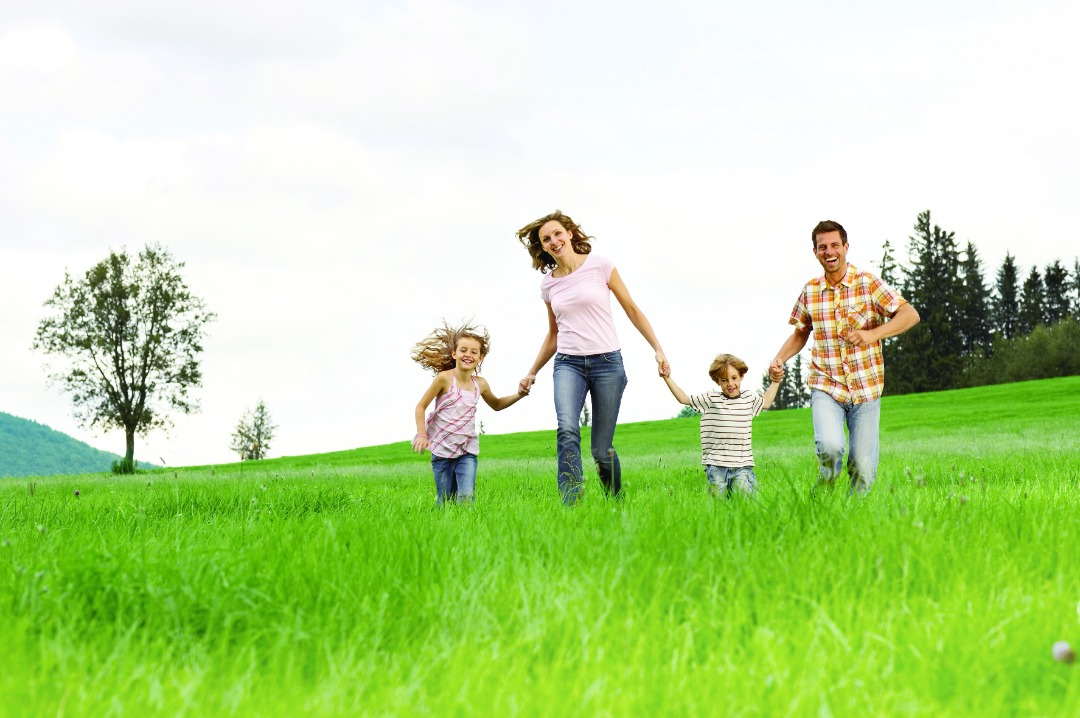 Energetically moving families to dynamic health