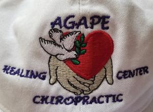 Agape Chiropractic Healing Center Logo