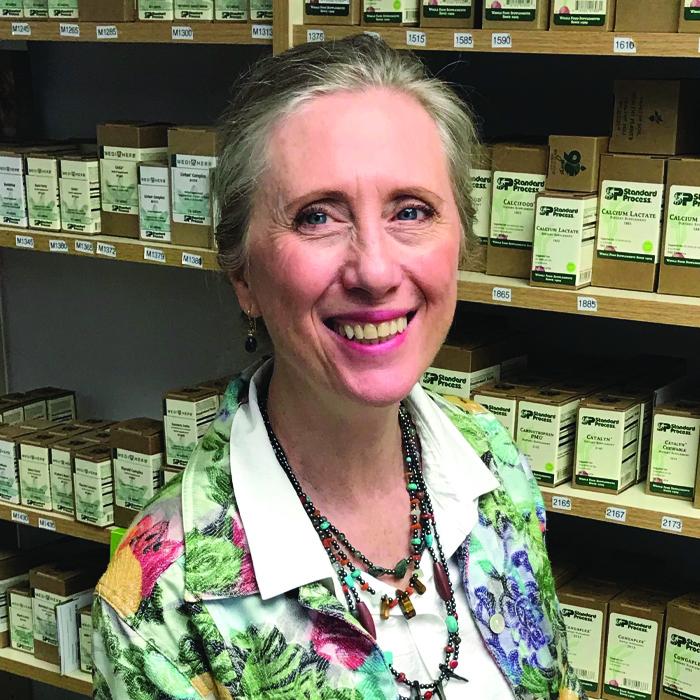 Dr S Elaine Carter