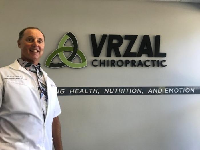 Dr. Scott J. Vrzal, DC, DBBP, DMBBP, DMBM, DAAIM