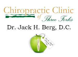 Chiropractic Clinic of Three Forks Logo