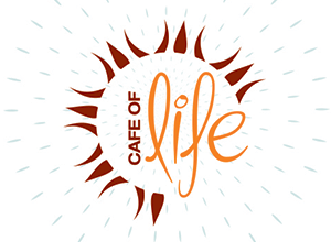 Cafe of Life Chiropractic Center Logo