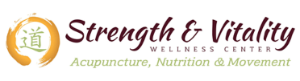 Strength & Vitality Wellness Center Logo