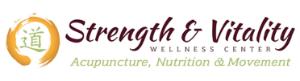 Strength & Vitality Wellness Center Logo