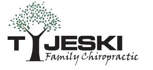 Tyjeski Family Chiropractic Logo