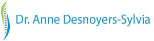Dr. Anne Desnoyers-Sylvia, DC Logo