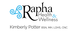 Rapha Health and Wellness Logo