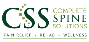 Complete Spine Solutions PC Logo