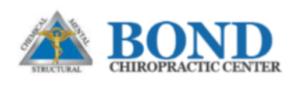 Bond Chiropractic Center Logo