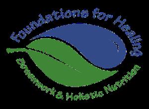 Lisa Bryant - Foundations for Healing Logo
